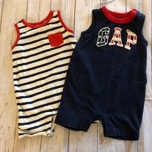 Baby Gap Romper Set